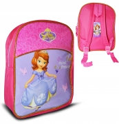 Disney Sofia The First Large Arch School Bag Rucksack Backpack