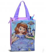 Disney Sofia The First Pvc Front School Shopper