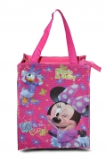 Disney Minnie Mouse and Daisy Pvc Front School Shopper