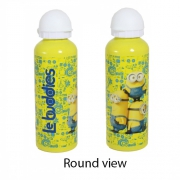 Minions The Movie 'Water Canteen' Aluminum Water Bottle