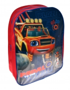 Blaze 'Pedal To The Metal' Junior School Bag Rucksack Backpack