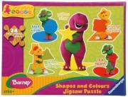 Barney 24 Piece Jigsaw Puzzle Game