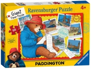 Paddington Bear Giant Floor 60 Piece Jigsaw Puzzle Game