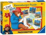 Paddington Bear Giant Floor 60 Piece Jigsaw Puzzle Game