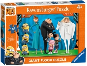 Despicable Me 3 'Minions' Giant Floor 60 Piece Jigsaw Puzzle Game