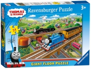 Thomas & Friends 'Giant Floor' 24 Piece Jigsaw Puzzle Game