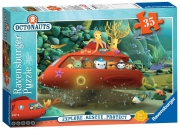 Octonauts Underwater Adventure 35 Piece Jigsaw Puzzle Game