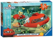 Octonauts Gup-x To The Rescue 35 Piece Jigsaw Puzzle Game