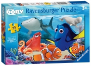 Disney Finding Dory 35 Piece Jigsaw Puzzle Game