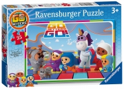 Go Jetters 35 Piece Jigsaw Puzzle Game