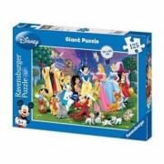 Disney Giant 125 Piece Jigsaw Puzzle Game