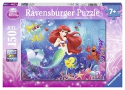 Disney Princess 'Ariel' XXL 150 Piece Jigsaw Puzzle Game