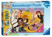 Disney Princess Rapunzel 'Tangled' XXL 100 Piece Jigsaw Puzzle Game