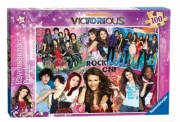 Victorious 100 Piece Jigsaw Puzzle Game