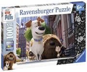 The Secret Life of Pets 'XXL' 100 Piece Jigsaw Puzzle Game