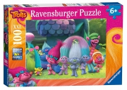Trolls 'XXL' 100 Piece Jigsaw Puzzle Game