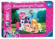 My Little Pony 'XXL' 100 Piece Jigsaw Puzzle Game