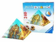 Essence of Egypt 'Pyramid' 3d 240 Piece Jigsaw Puzzle Game