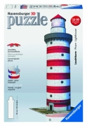 Lighthouse 3d 216 Pieces Jigsaw Puzzle Game