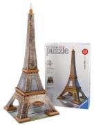 Eiffel Tower Paris 3d 216 Pieces Jigsaw Puzzle Game