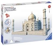 Taj Mahal Agra '3d' 216 Piece 3d Jigsaw Puzzle Game