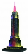 Empire State Building 3d ( 216-piece ) Jigsaw Puzzle Game