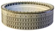 Coloseum Building 216 Pc 3d Jigsaw Puzzle Game