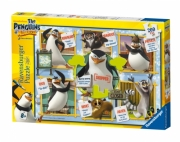 The Penguins of Madagascar 200 Piece Jigsaw Puzzle Game