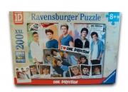 One Direction I Love 200 Piece Jigsaw Puzzle Game