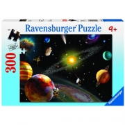 Solar System 300 Piece Jigsaw Puzzle Game