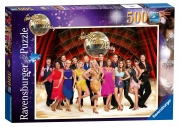 Strictly Come Dancing 500 Piece Jigsaw Puzzle Game
