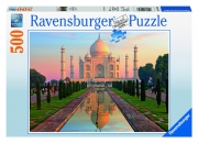 Ravensburger Taj Mahal 500 Piece Jigsaw Puzzle Game