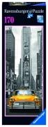 New York Taxi 'Panorama' 170 Piece Jigsaw Puzzle Game
