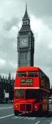 London Bus 'Panorama' 170 Piece Jigsaw Puzzle Game