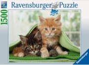 Blanket Buddies 1500 Piece Jigsaw Puzzle Game