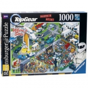 Top Gear Where' S Stig Studio 1000 Piece Jigsaw Puzzle Game