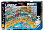 Top Gear Where Is Stig 1000 Piece Jigsaw Puzzle Game