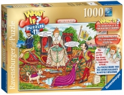 Ravensburger What If? No.11 Elizabeth and Raleigh 1000 Piece Jigsaw Puzzle Game