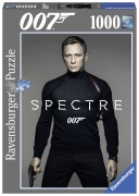 James Bond 007 'Spectre' 1000 Piece Jigsaw Puzzle Game