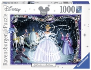Disney Collector'S Edition ' Cinderella' 1000 Piece Jigsaw Puzzle Game