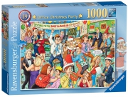 Best of British - Christmas Party 1000 Piece Jigsaw Puzzle Game
