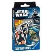 Star Wars Giant Card Game Puzzle