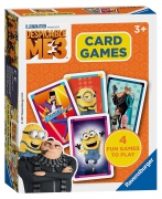 Despicable Me 3 'Minions' Card Games Game