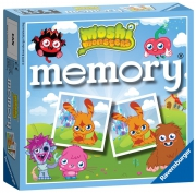 Moshi Monsters Mini Memory Game Puzzle