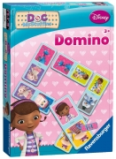Disney Doc Mcstuffins Domino Puzzle