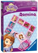 Disney Sofia The First Domino Puzzle
