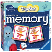 In The Night Garden 'My First' Memory Game Puzzle