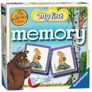 The Gruffalo 'My First' Memory Game Puzzle