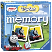 Thomas The Tank Engine 'My First' Memory Game Puzzle