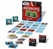 Disney Star Wars Mini Memory Game Puzzle